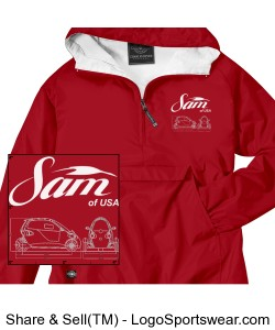 Youth Classic Solid Pullover Design Zoom